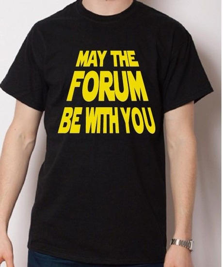 MAY THE FORUM/ブラック