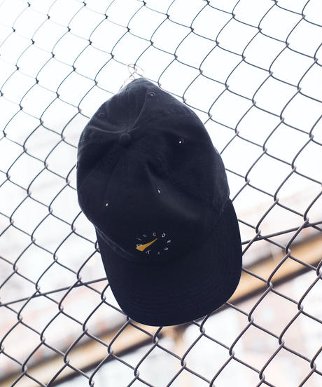 DISCOVERY キャップ【ブラック】