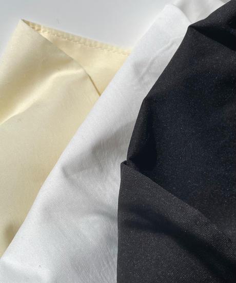 フラップシャツ / BLACK