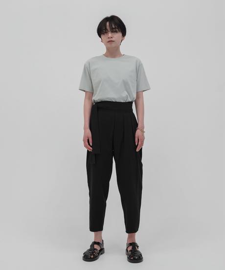 オーガニックコットンTシャツ / WHITE