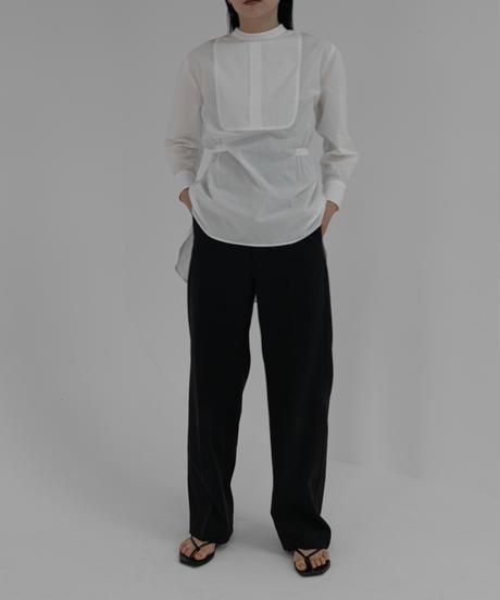 ドレスシャツ/WHITE