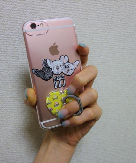 送料&税込☆iPhone6/6s/7/8 スマホケース - D#フレブル三兄弟