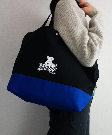 《税込》お出かけトートバッグ -  Black&Blue D#Future (税抜価格 4450円)