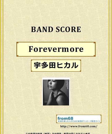 宇多田ヒカル / Forevermore バンド・スコア (TAB譜)  楽譜