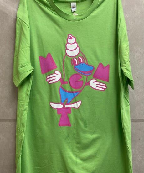 MGMT : green soft serve (ユニセックス バンドTシャツ)   【HV01-T02-03-S~XL】