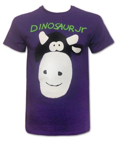 DINOSAUR Jr. : cow (ユニセックス バンドTシャツ)  【HV01-T01-03-S~XL】