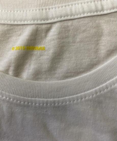 NIRVANA: Yellow Smiley (ユニセックス バンドTシャツ) 【HV02-T11-02-S~XL】