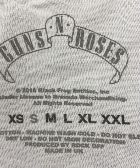 GUNS N' ROSES : slash 85 raglan (for unisex t shirts)【HV00-T08-07-S~L】