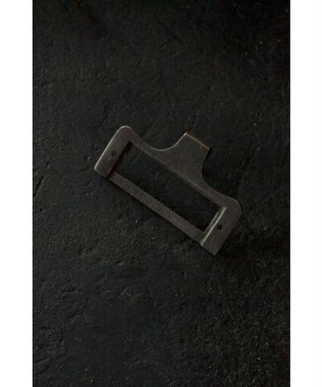真鍮 / 名刺フック