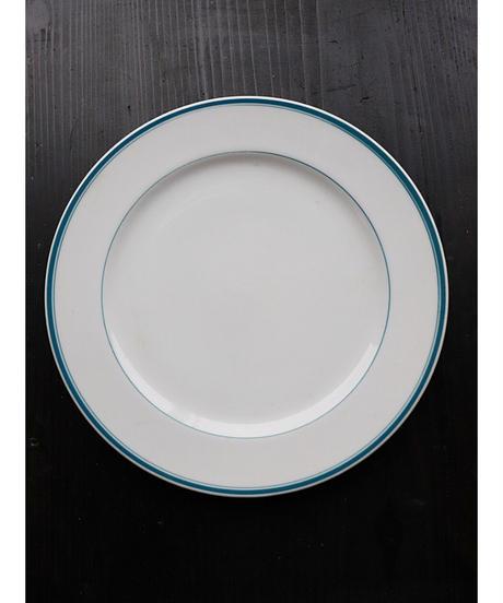 ブルーライン皿 3枚セット