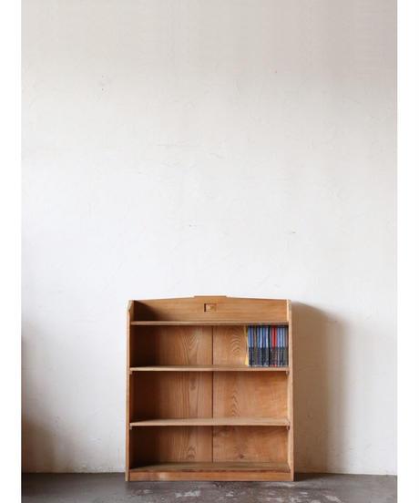 本棚 3段