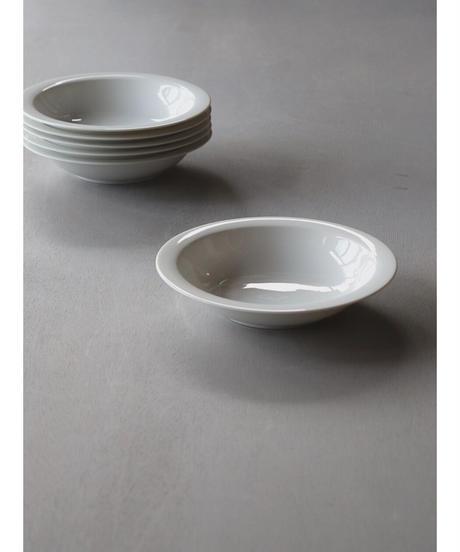 白磁 / スープ皿 2個セット