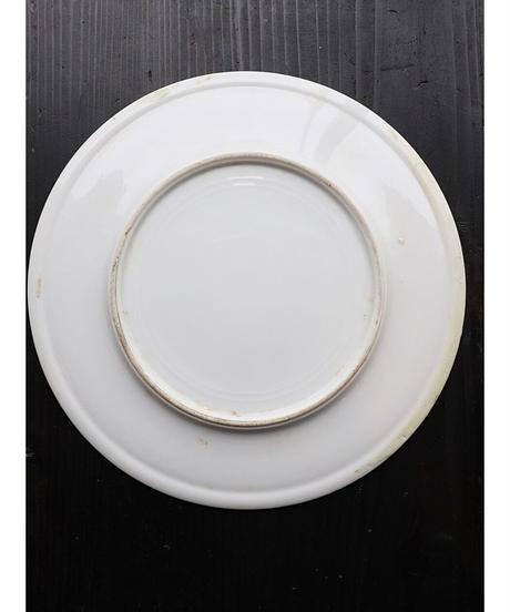 ブルーライン皿 4枚セット