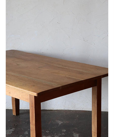 作業台  テーブル / 楢