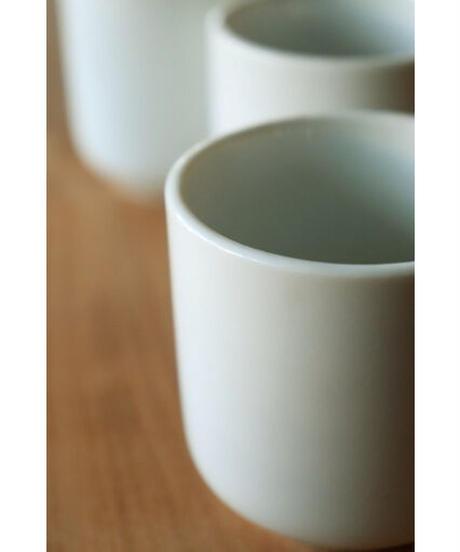 白磁 / 湯呑 2個セット
