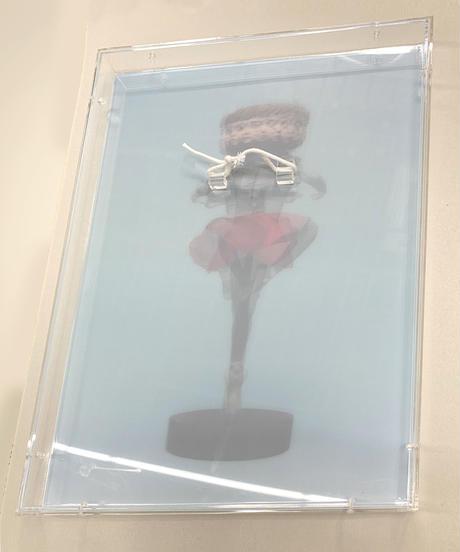 金巻芳俊・オリジナル版画額 | Yoshitoshi Kanemaki Prints  FLAME