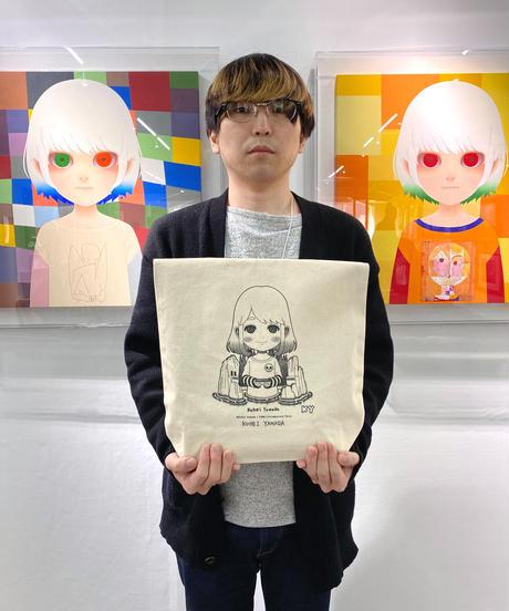 山田航平・サイン入りトートバッグ・Kohei Yamada signed tote bag