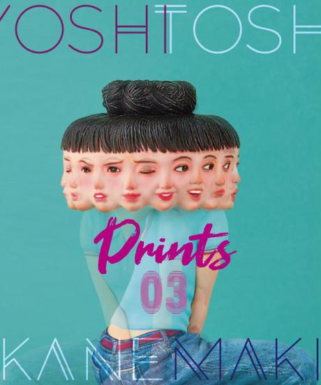 【Artist Proof: Limited 10 copies】 Yoshitoshi Kanemaki Prints | Caprice Papyrus 03 - Bule