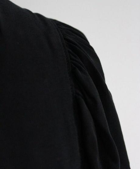 UT213OP011 アソートパターン ギャザースリーブワンピース【004/イカペクロ】