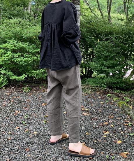 UT212PT034 トリプルワッシャーリネン オジパンイージー【size/1】