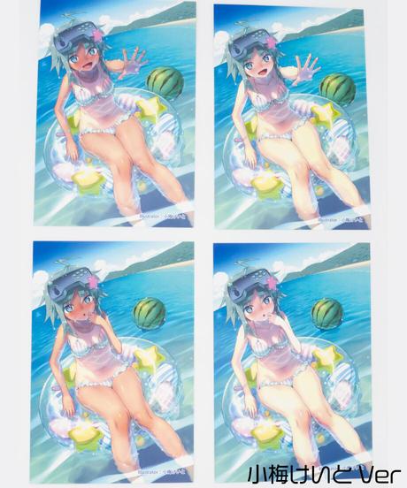 ジスたんポストカードセット(6枚セット)