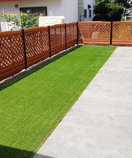 人工芝(2m×2m) 芝丈30mm