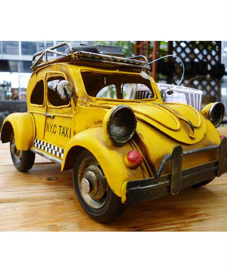 ブリキ車黄