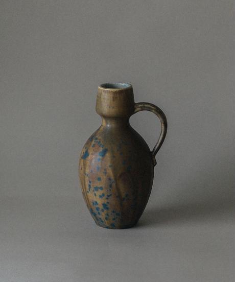 1970's Vintage peanuts vase by Rolf Weber