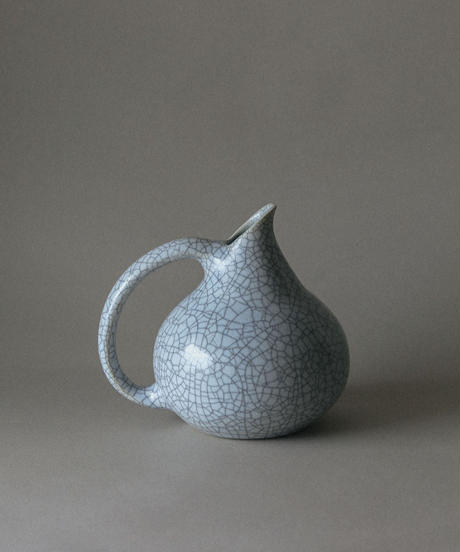 ERNST LÖSCHE Unique shaped Jug