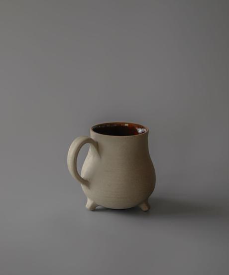 Footed jug