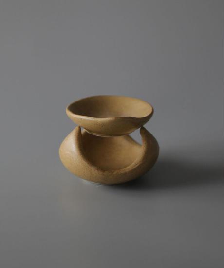 Vintage ceramic burner