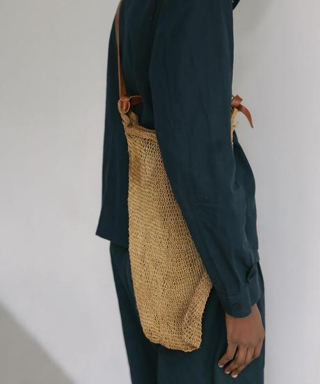 Handwoven maguey bag