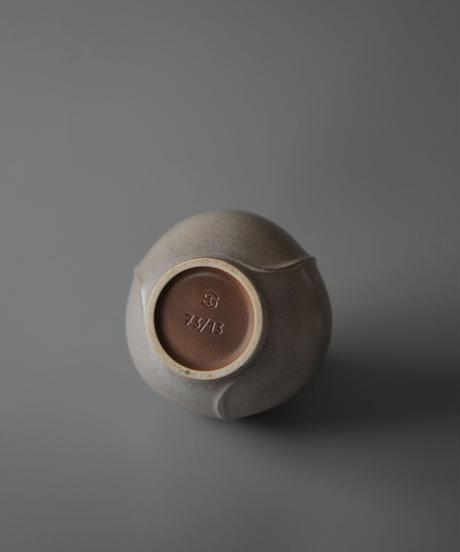 1950's vintage round vase