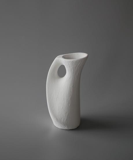 1980's vintage white vase