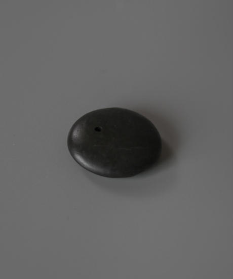 Black stone Incense holder