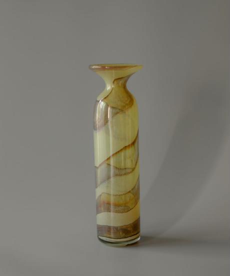 Vintage Mtarfa glass vase