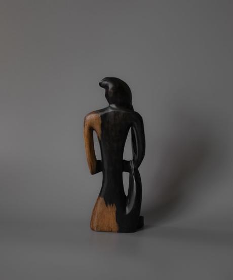Ebony sculpture