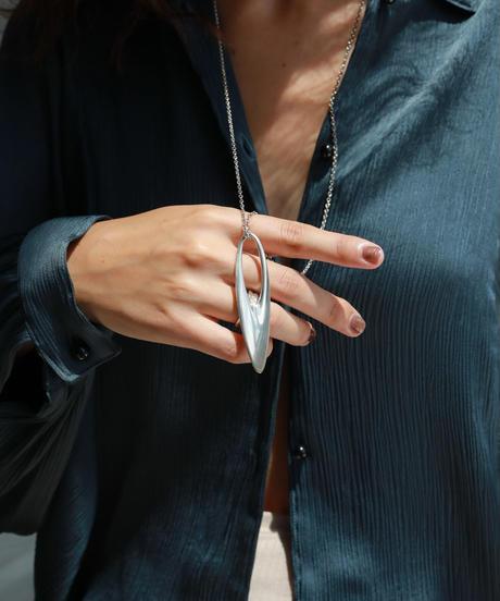 Georg Jensen /  long necklace