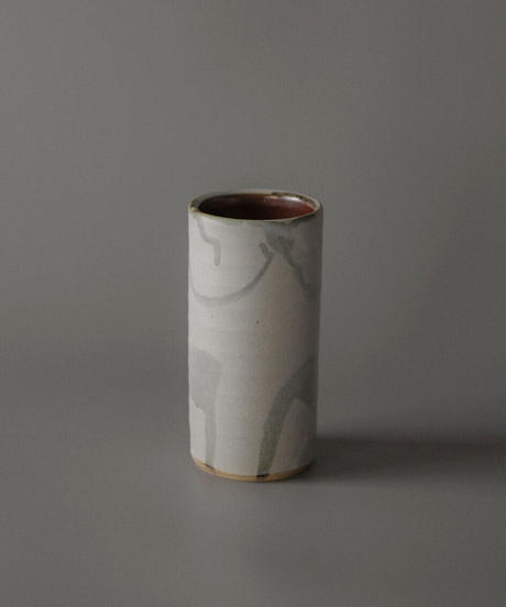 Japanese style flower vase