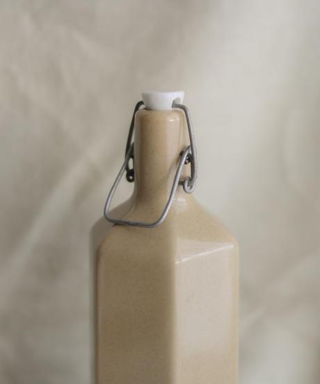 French sandstone botlle