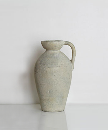 Handcraft antique jug