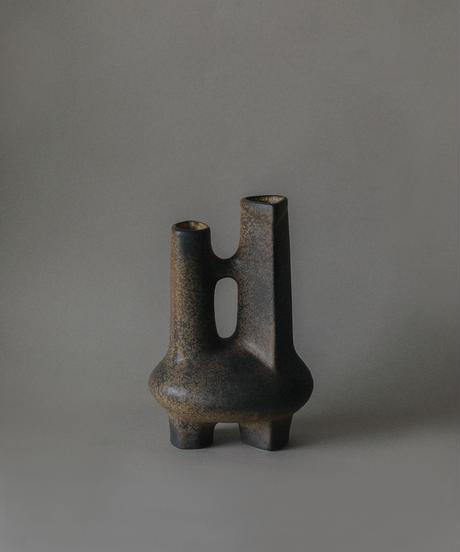 Vintage Loré Keramiek vase by Matt Camps