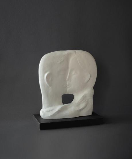 Klara Sever Love story Sculpture