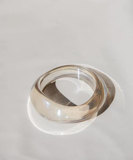 Acryl clear bangle