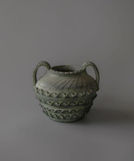 1960's Partenon Vase