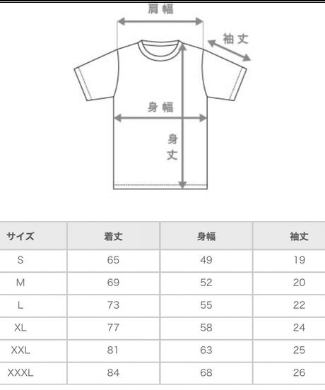 B刺繍Tシャツ