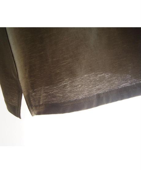 【日本製】マーベラスコットン100%ロングタンクトップ(Lサイズ)Ⓑ