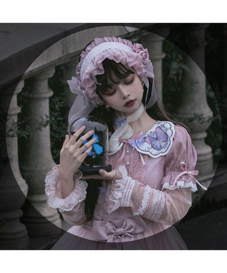「The Butterfly」つけ袖(ペア)※お洋服と合わせ買いの方のみ※【3/10まで】