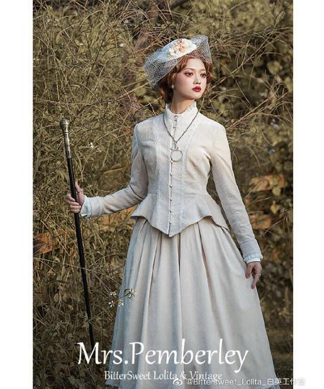「Mrs. Pemberley」ジャケット【11/30まで】