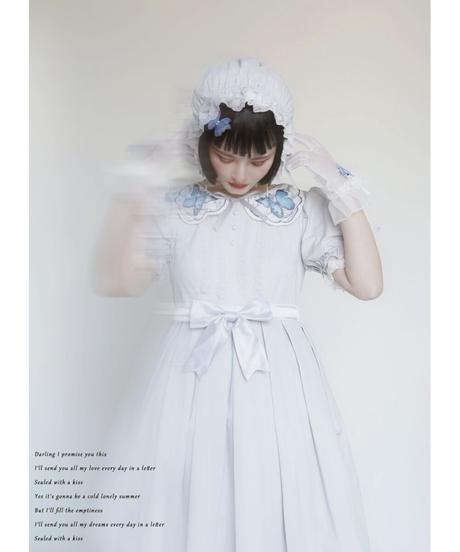 「The Butterfly」ボンネット / カチューシャ ※お洋服と合わせ買いの方のみ※【3/10まで】